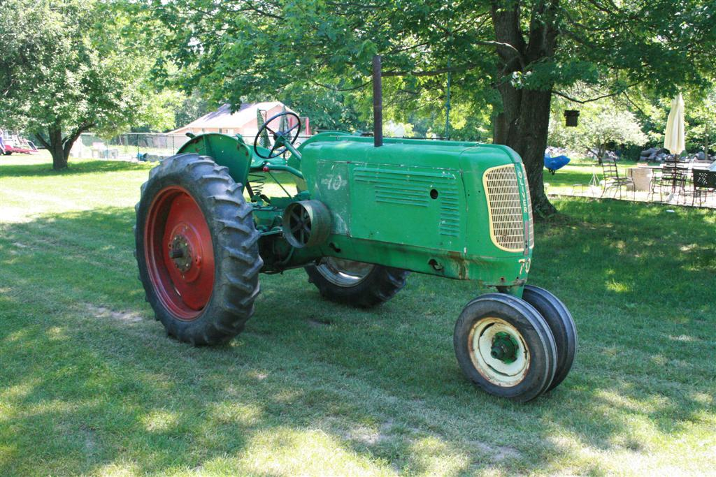 Oliver Tractor Wiring Diagram on